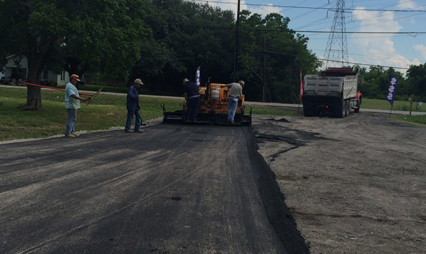 Asphalt Paving Company Houston
