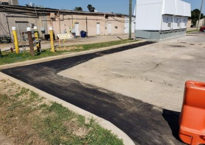 Asphalt Trench - 28520 Tomball Pkwy